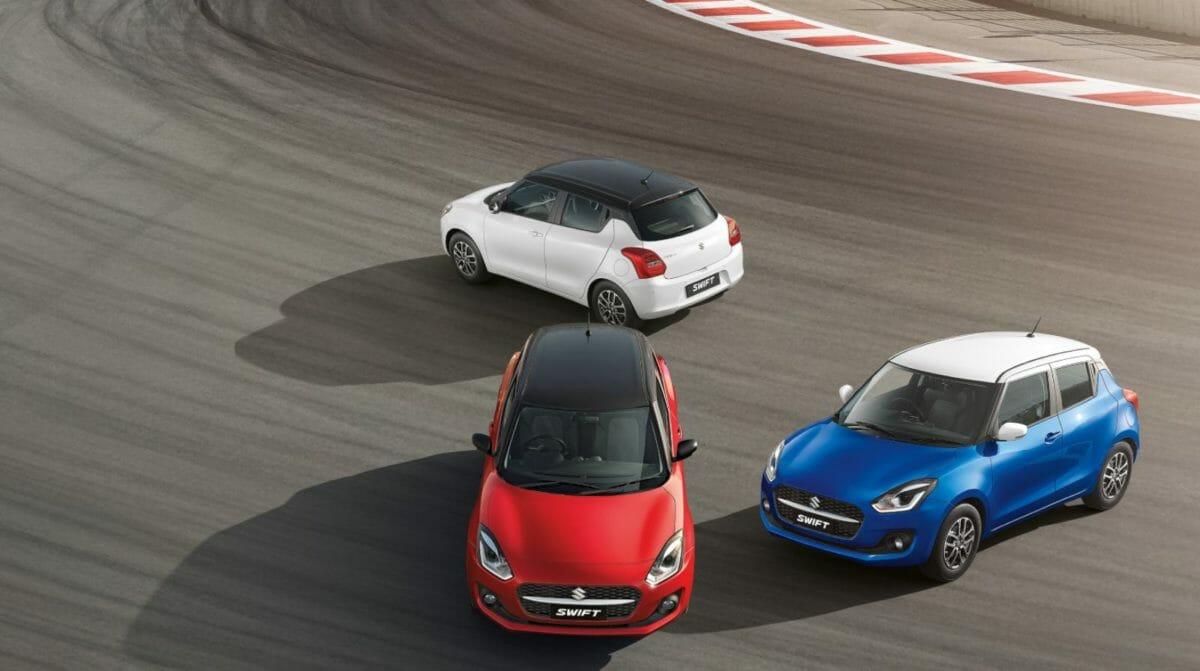 Maruti Suzuki Swift facelift launched (1)