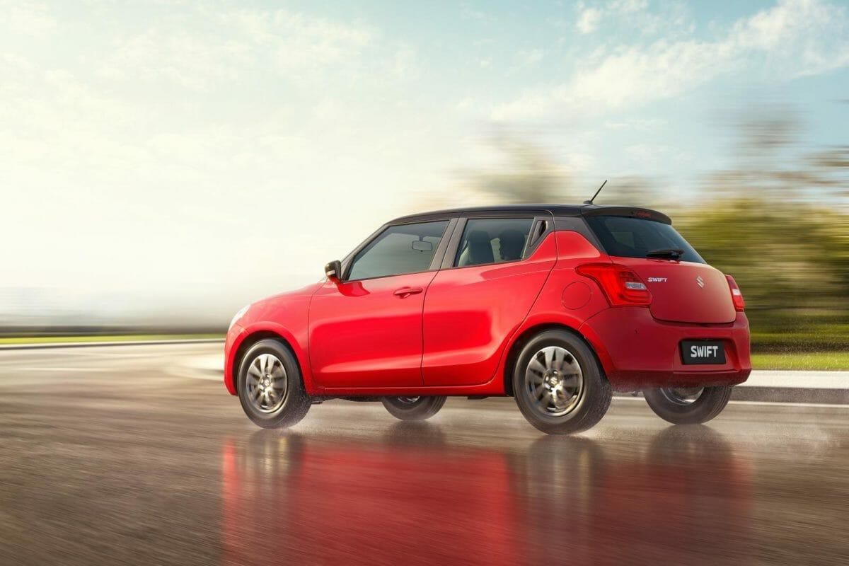 Maruti Suzuki Swift facelift launched (2)