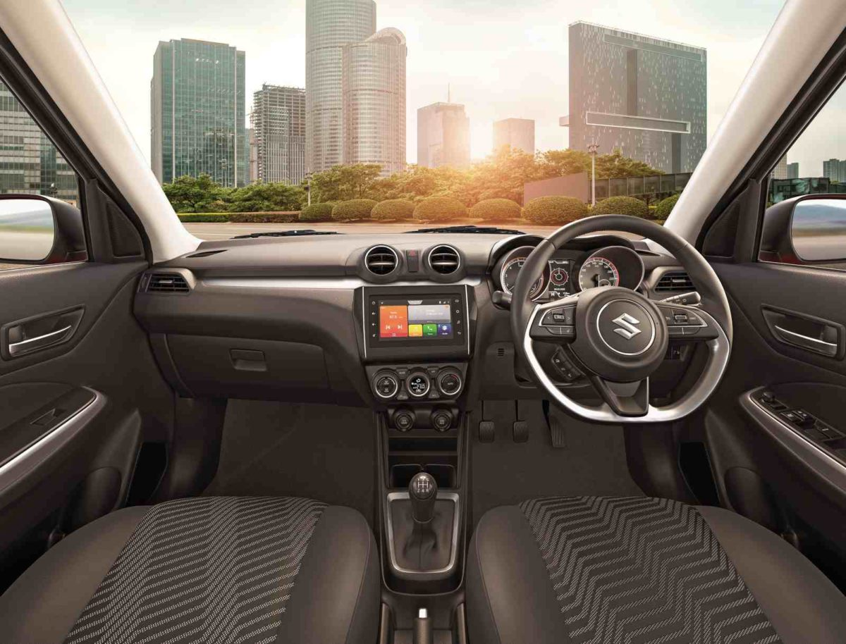 Maruti Suzuki Swift facelift launched (3)