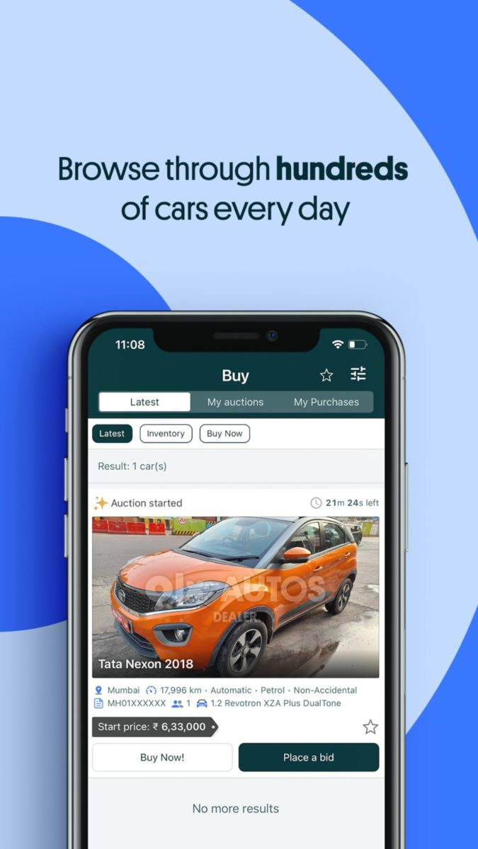 OLX autos used car trading 1