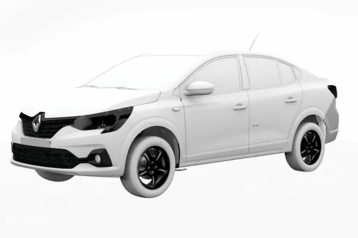 Renault sub 4m sedan (1)