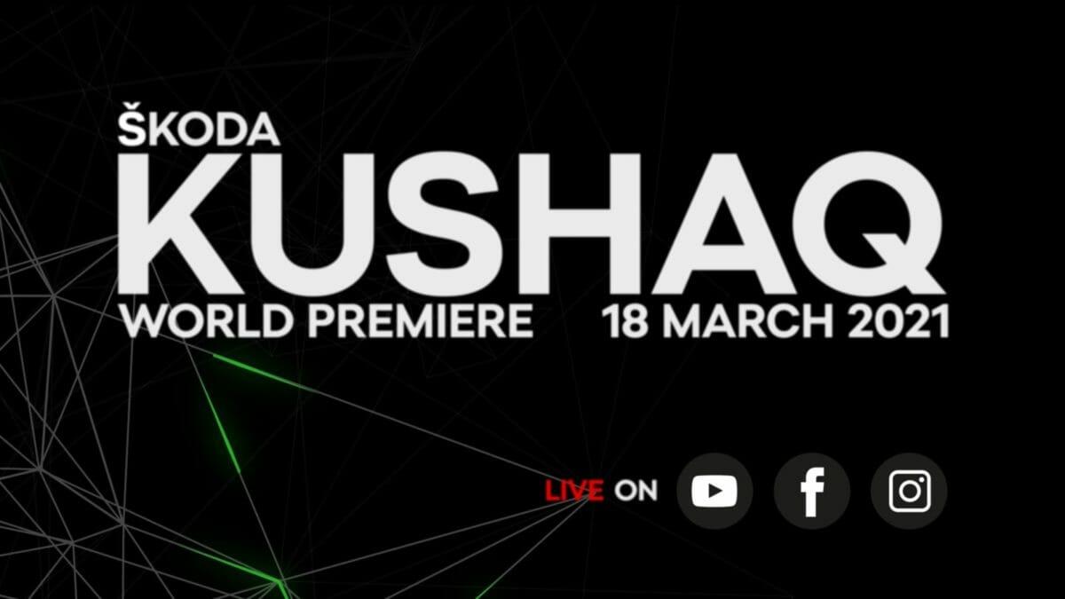 Skoda kushaq launch date