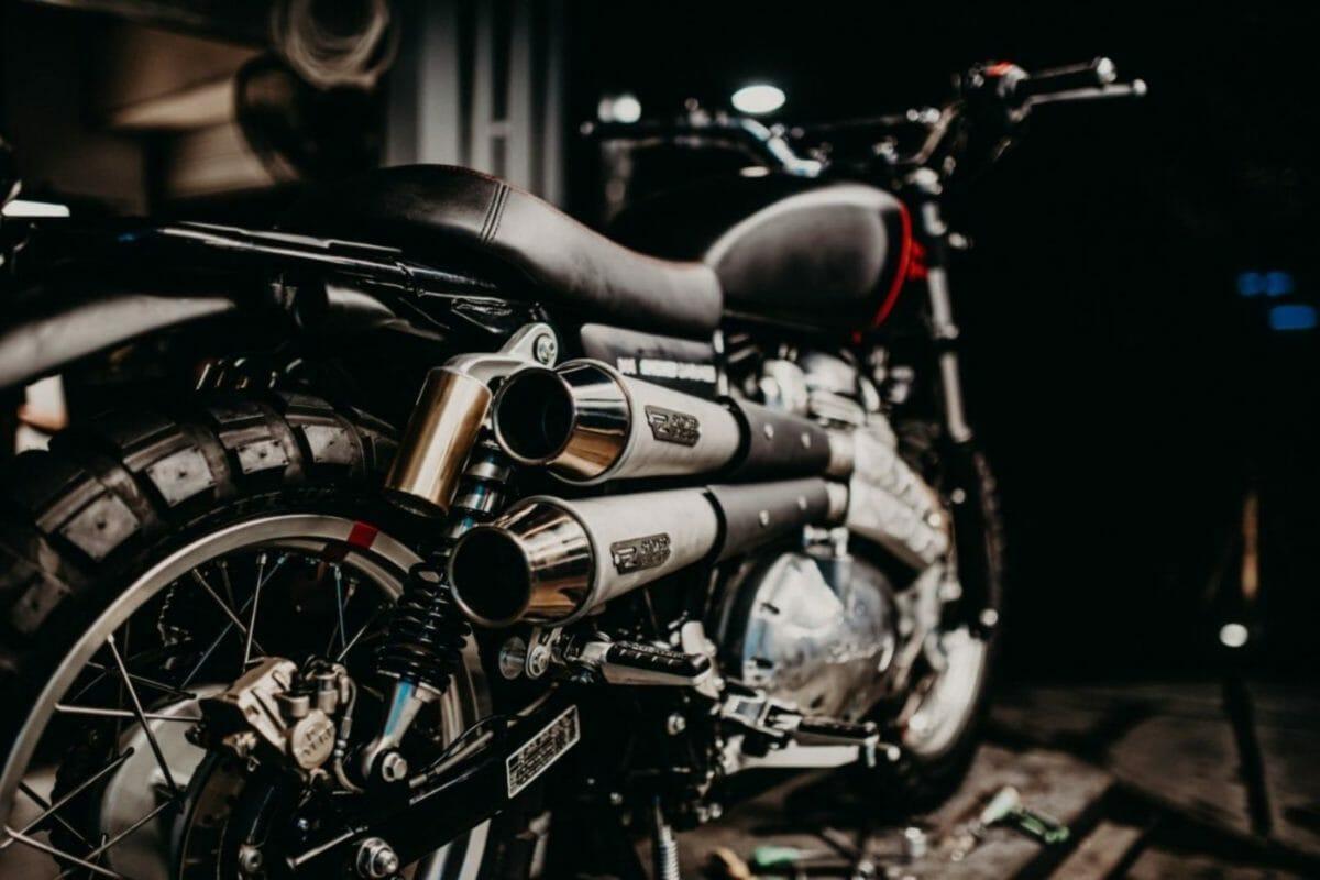Smoked Garage Interceptor 650 custom (2)