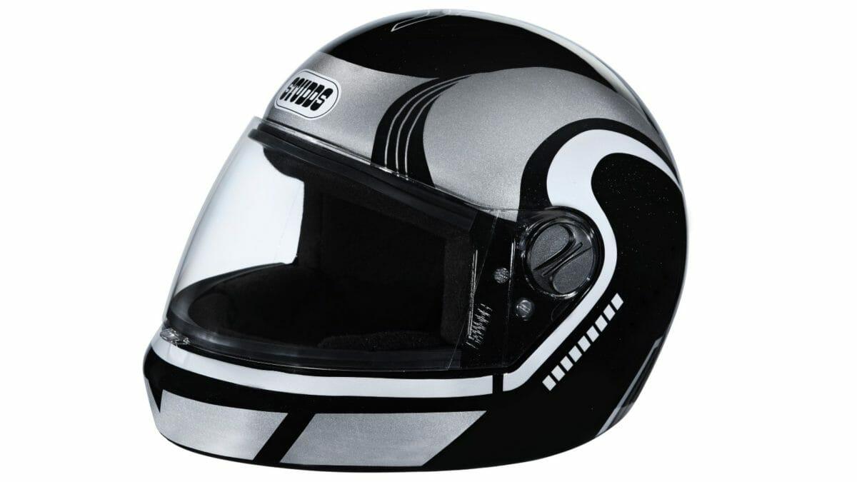 Studds Jade D3 Helmet Black