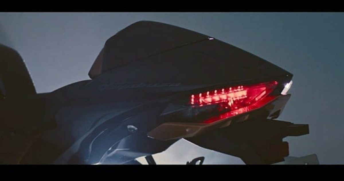 Suzuki Hayabusa 2021 leaked video (1)