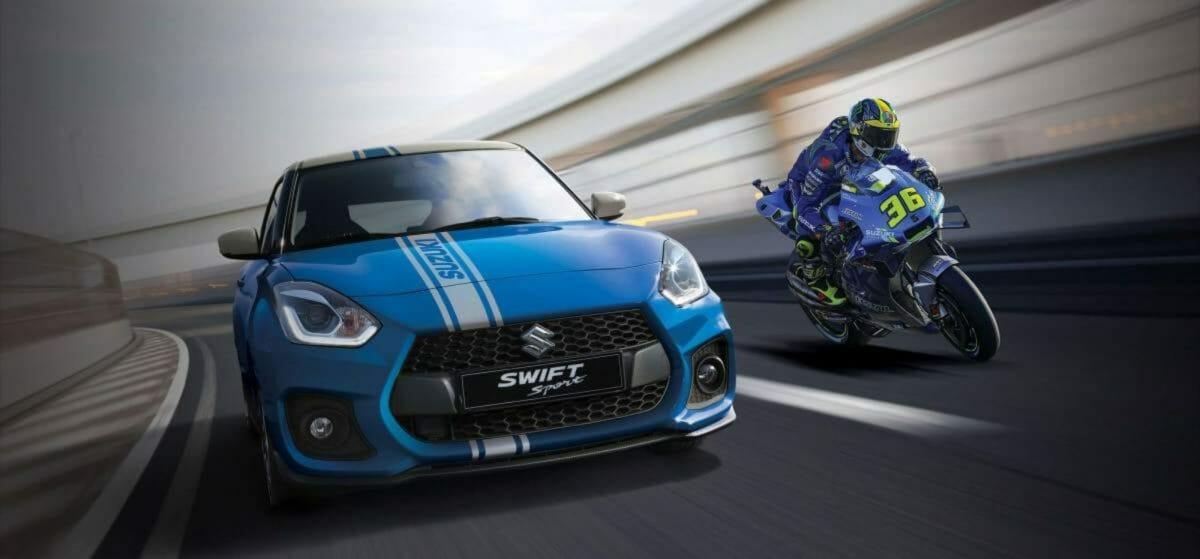 Suzuki Swift MotoGP edition