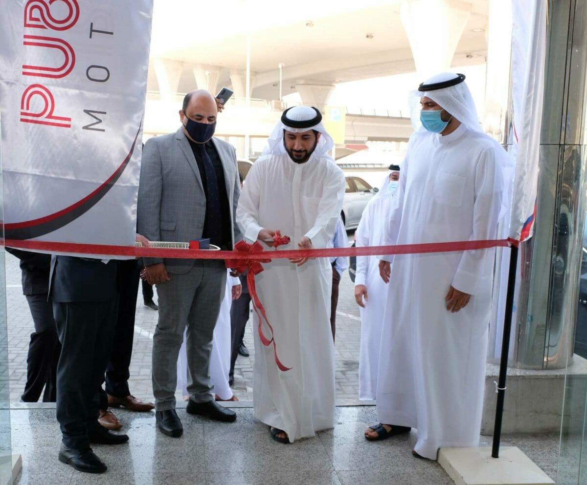 TVS Motors in UAE 2
