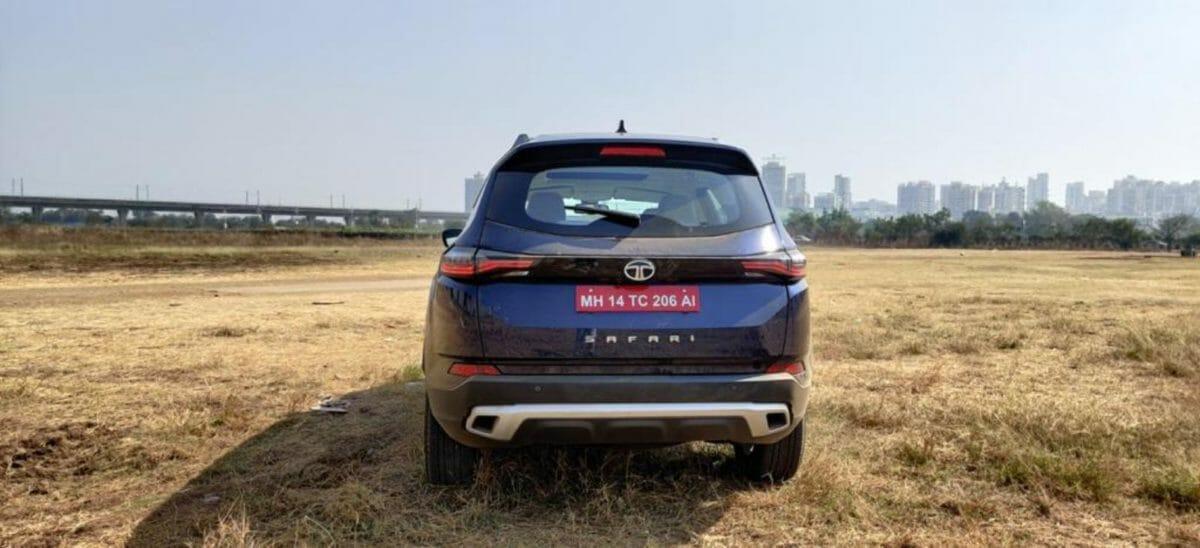 Tata Safari review (1)