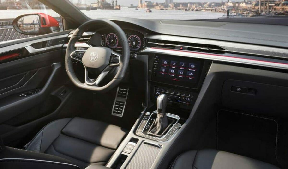 Volkswagen Arteon interiors