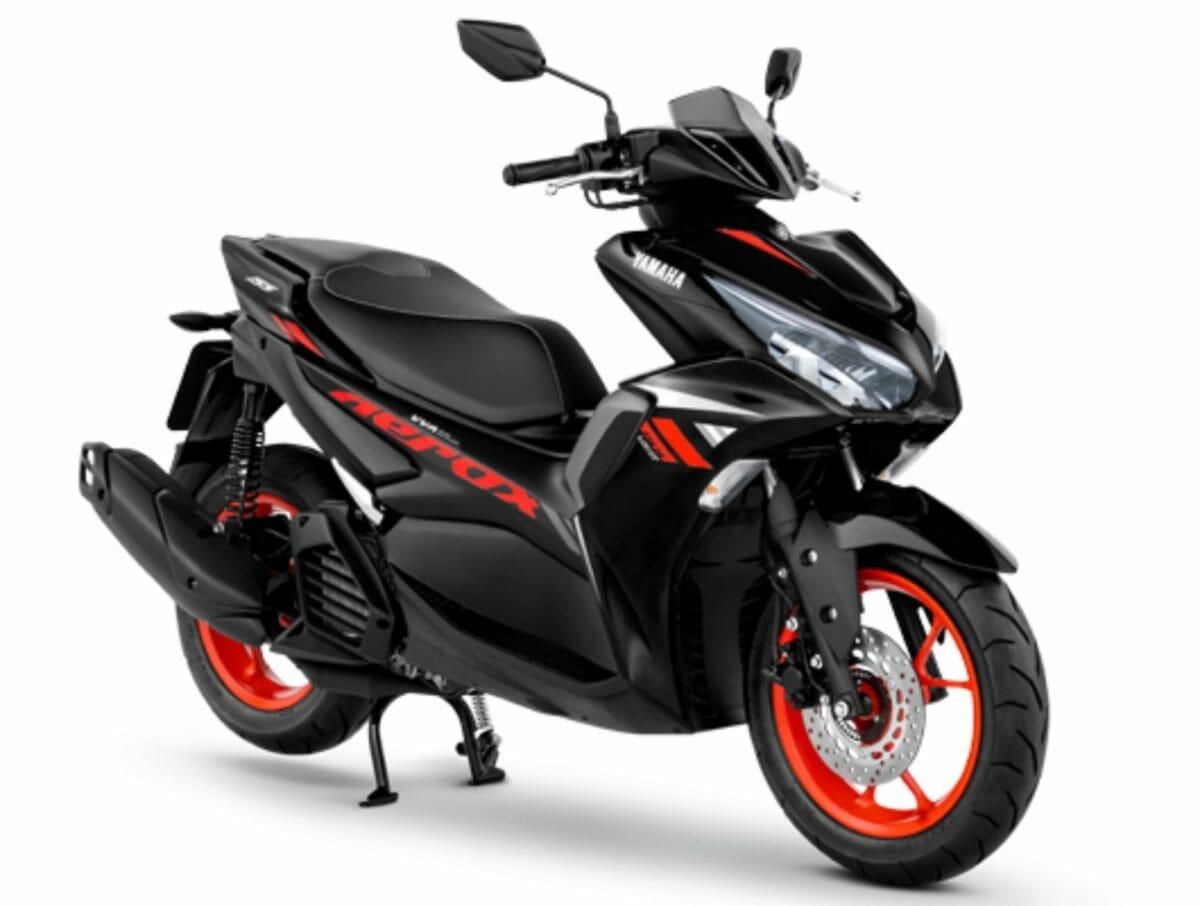 Yamaha Aerox 155 2021 (2)
