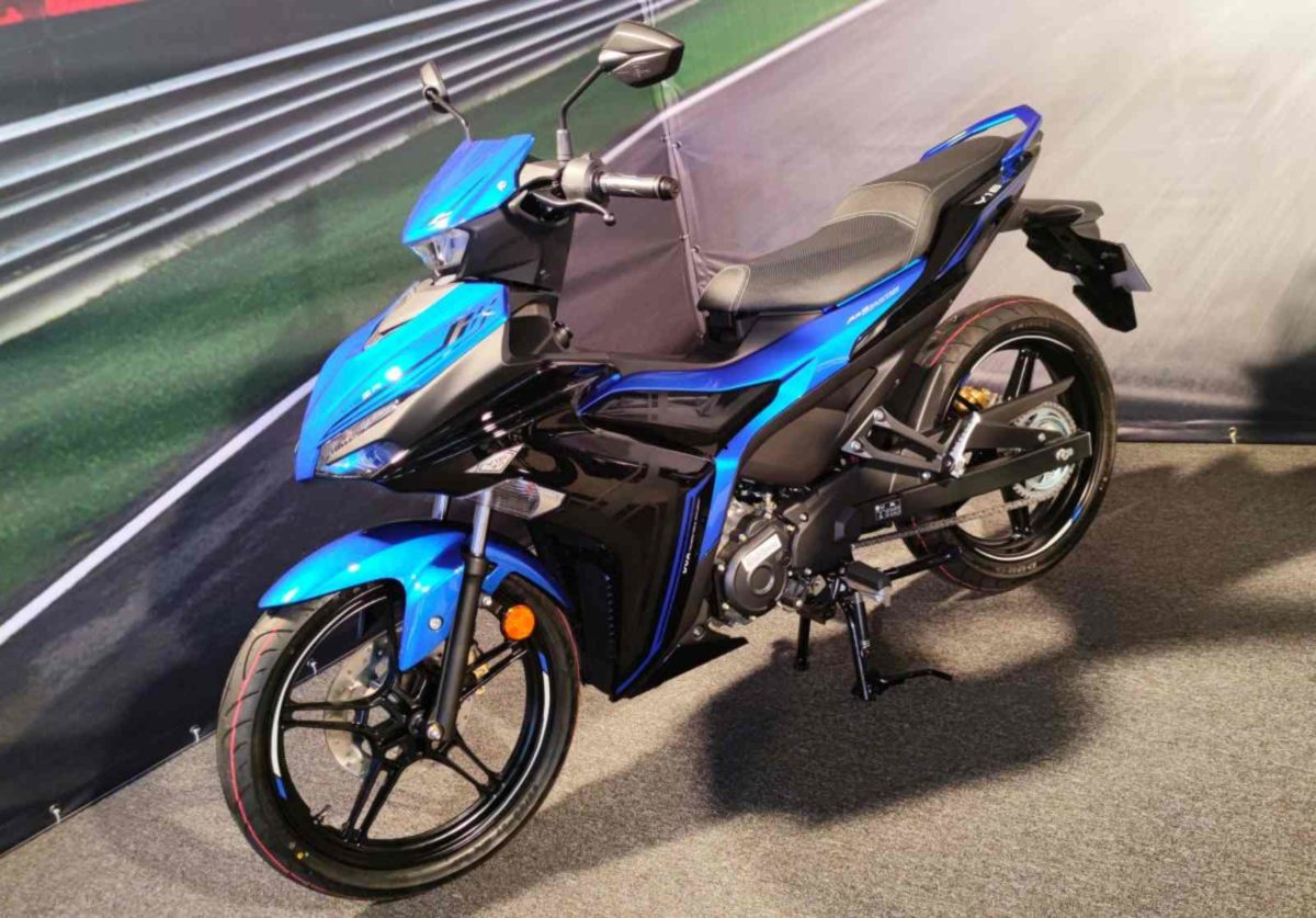 2021 Yamaha Y16ZR