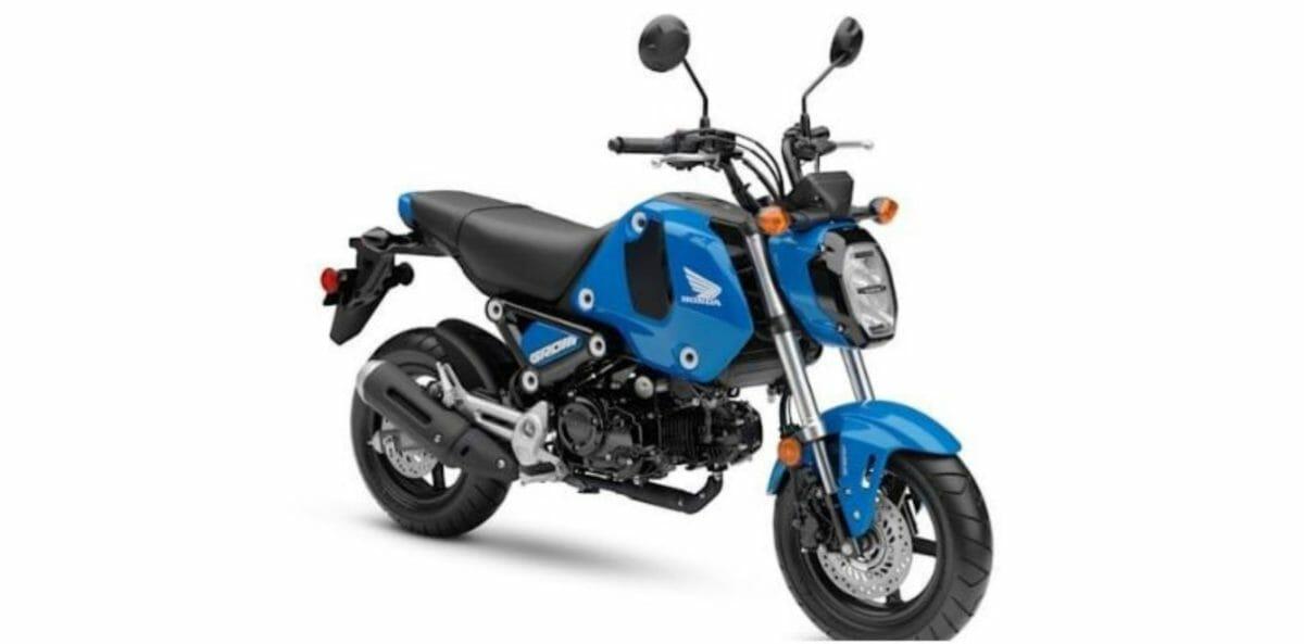 2022 Honda Grom 1
