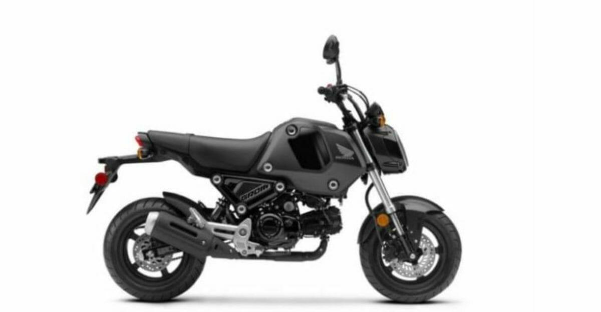 2022 Honda Grom 2