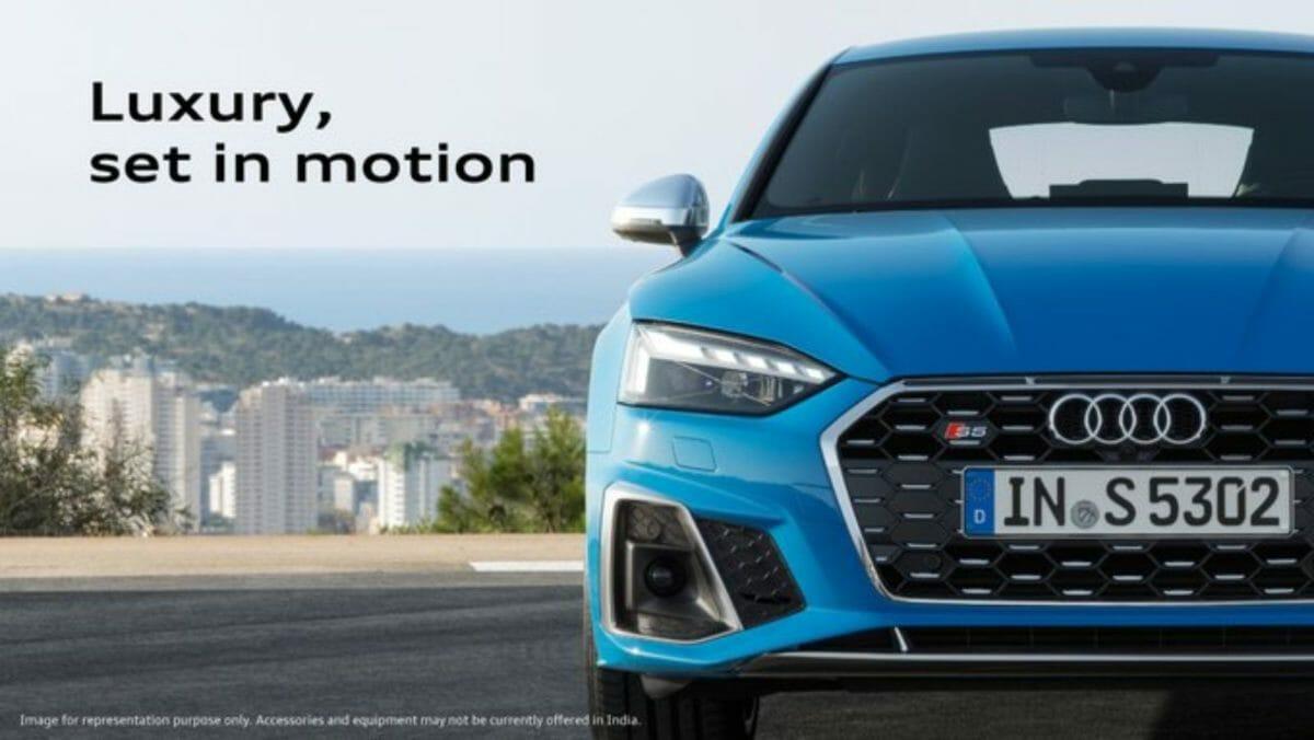 Audi S5 Sportback Teased