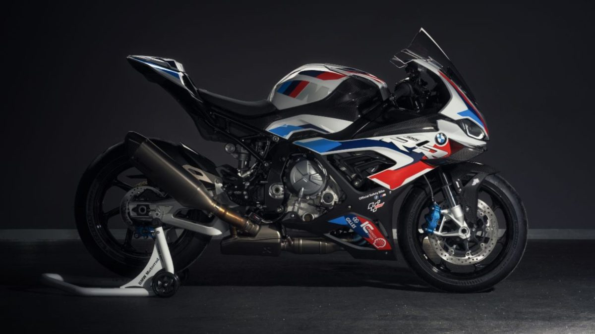 BMW M1000RR MotoGP safety bike (1)