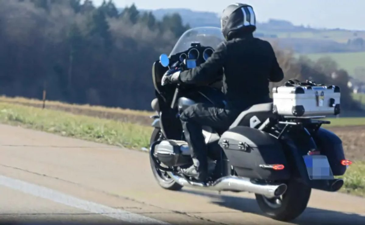 BMW R 18 Transcontinental Bagger