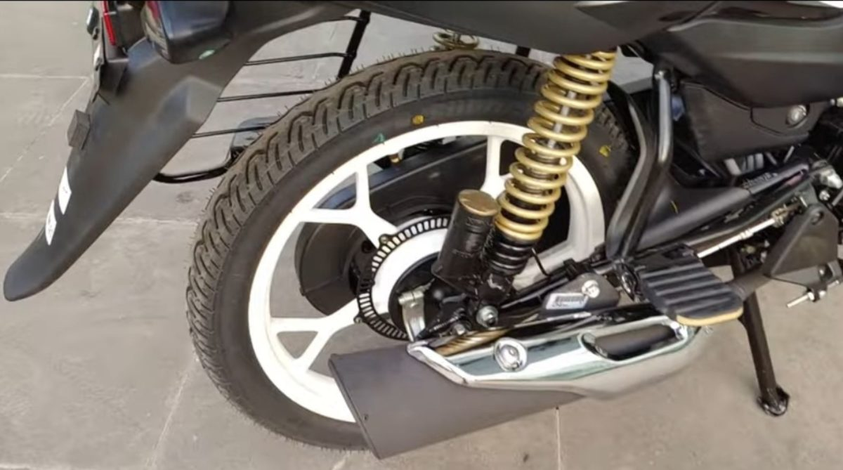 Bajaj Platina 110 ABS alloys