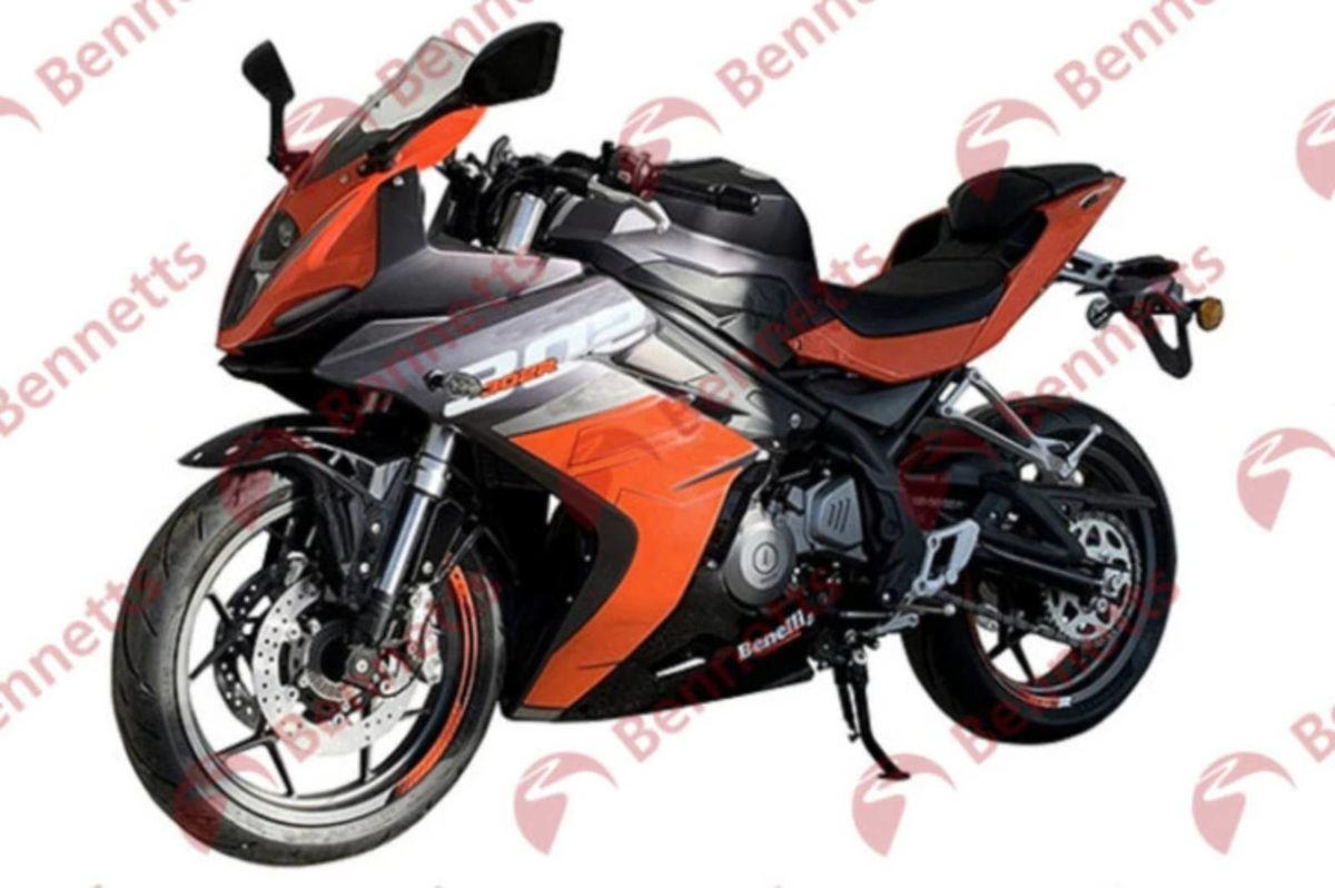Benelli TNT 302R leaked document