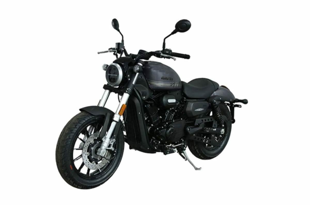 Harley 300cc cruiser leaked (1)