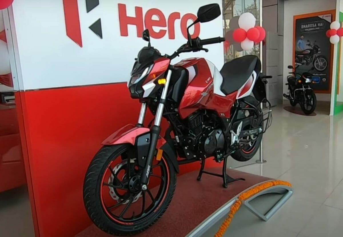 Hero Xtreme 160R Anniversary edition