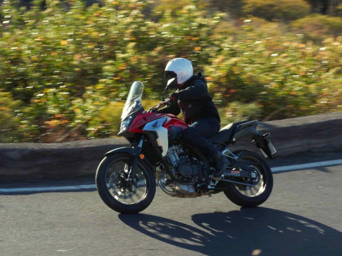 Honda CB500X Launched (1)