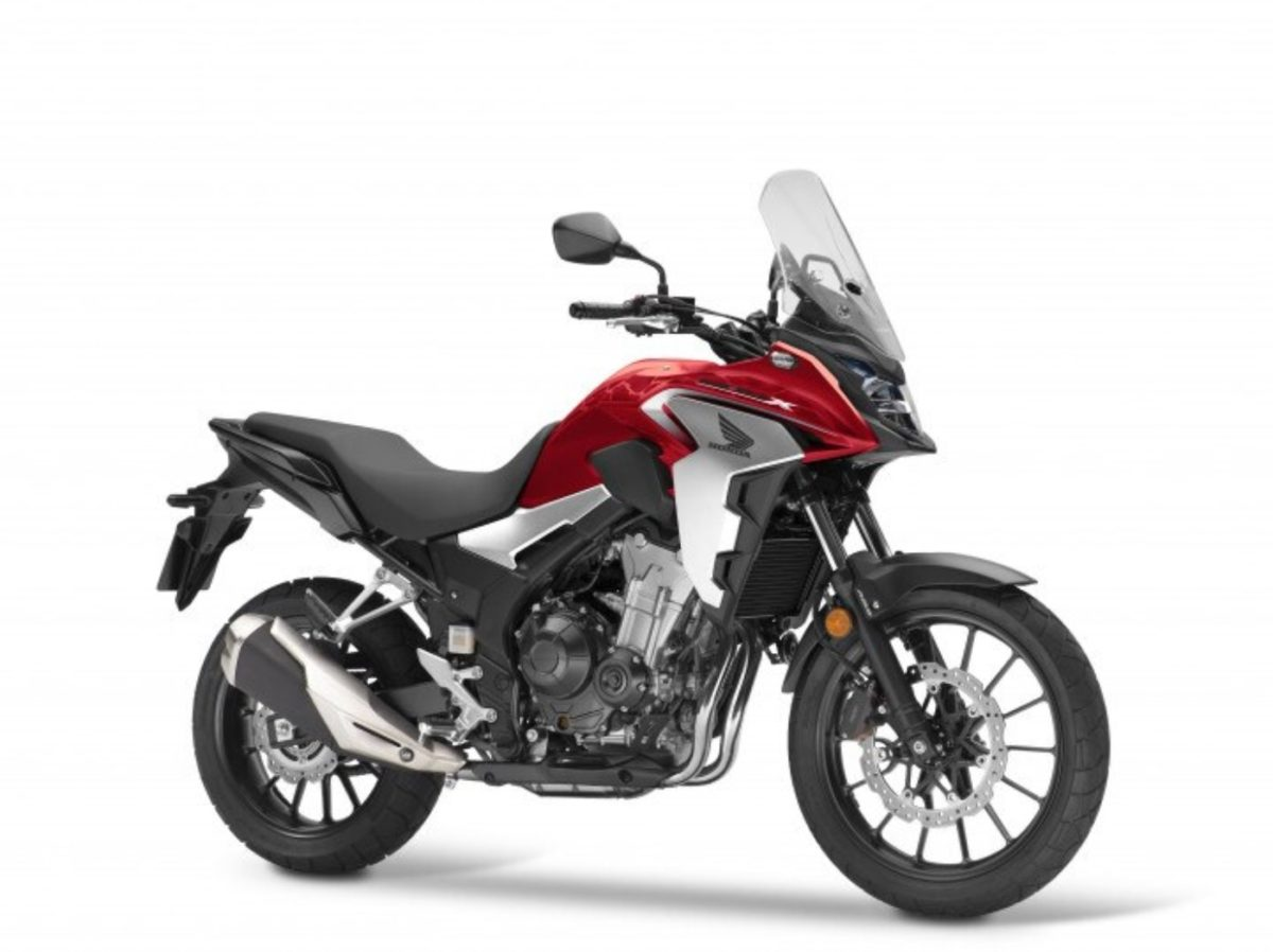 Honda CB500X Launched