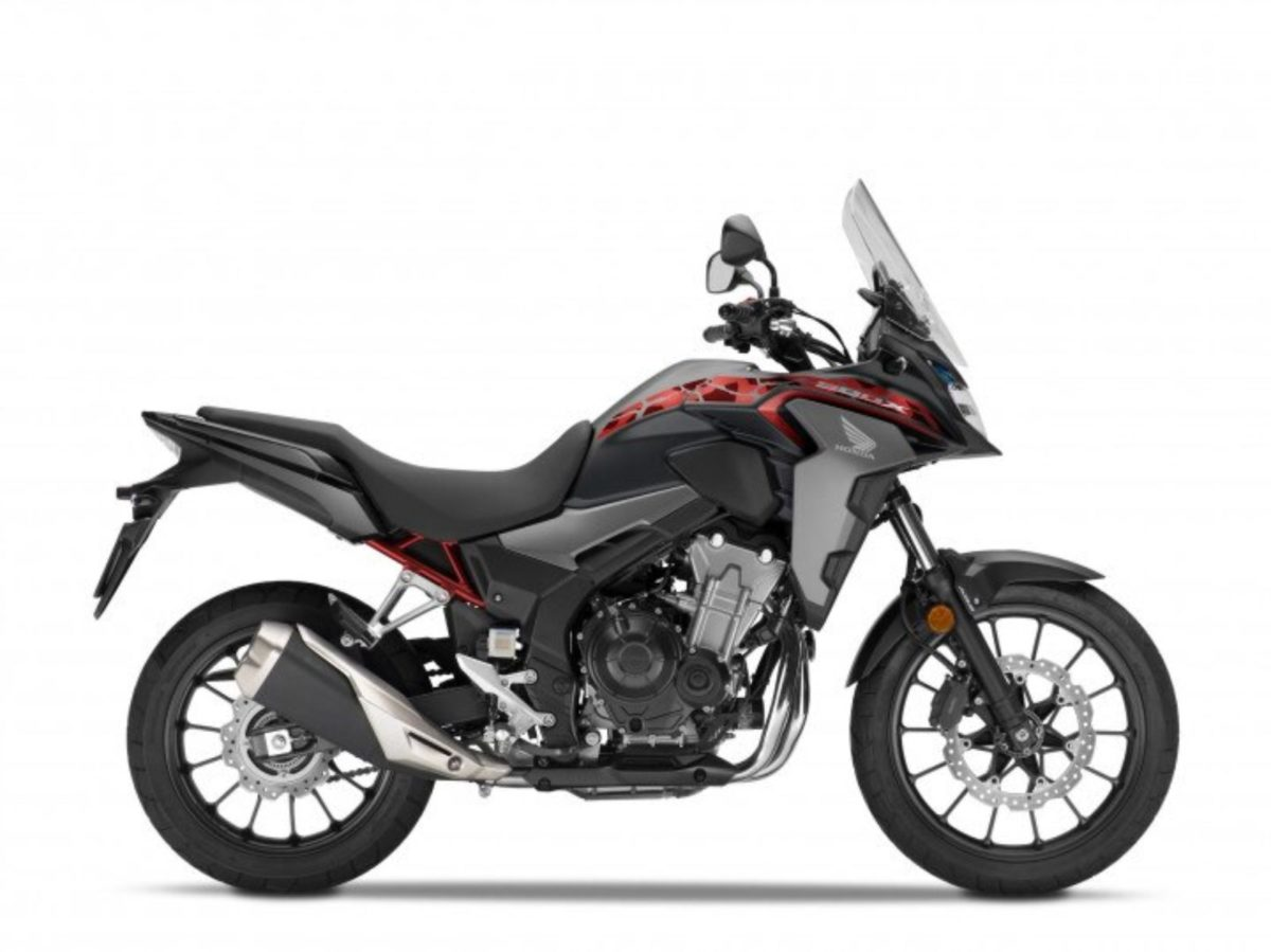 Honda CB500X Launched (2)