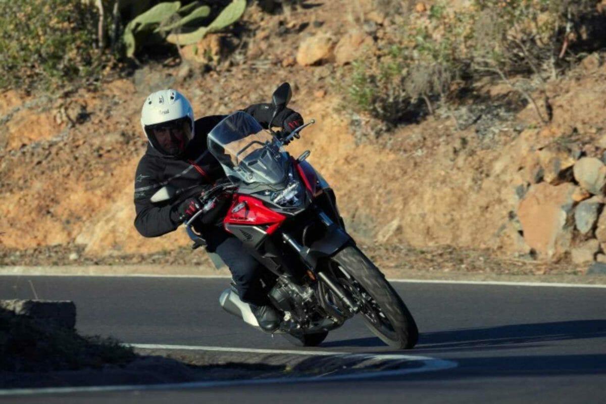 Honda CB500X Launched (3)