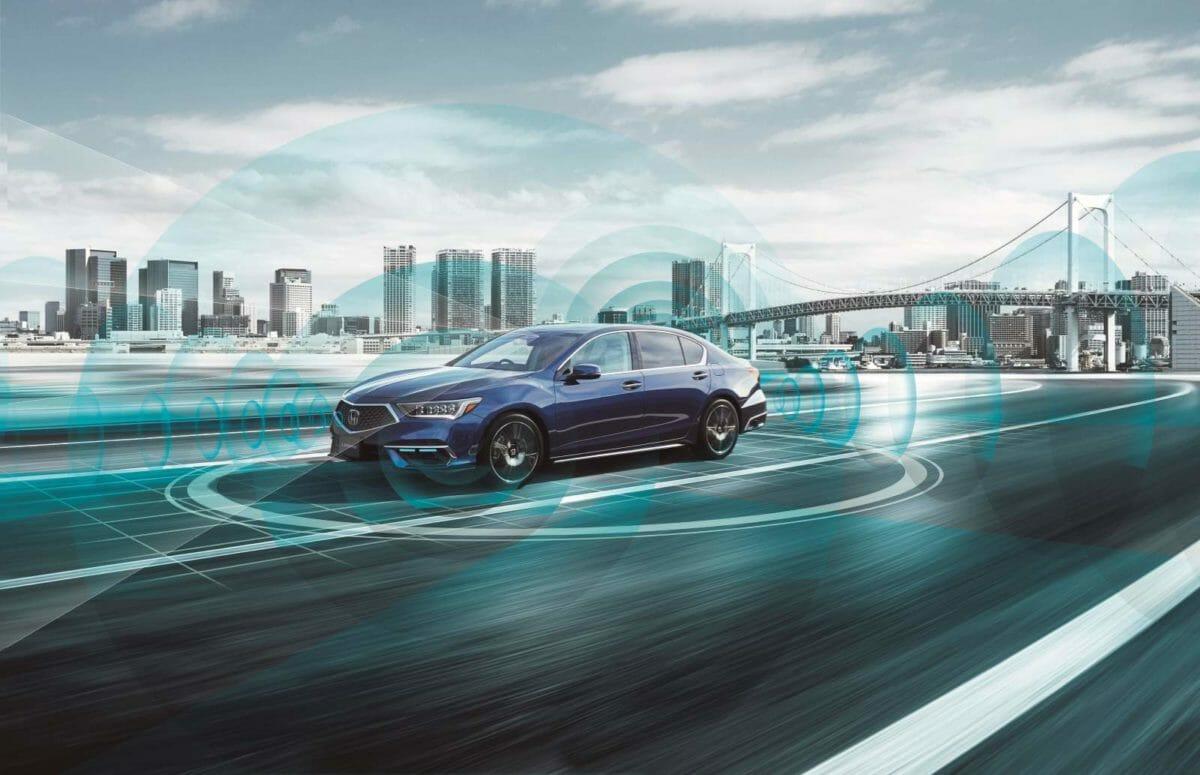 Honda Legend EX 2021 1