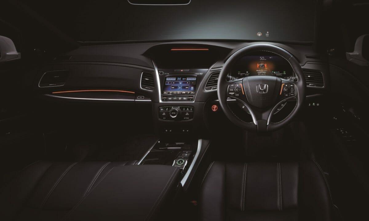 Honda Legend EX 2021 2 (1)