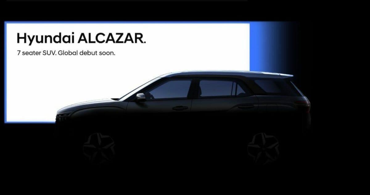Hyundai Alcazar design sketches (1)