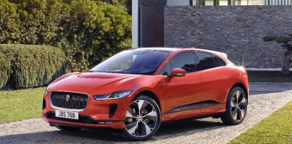 Jag I-pace 2