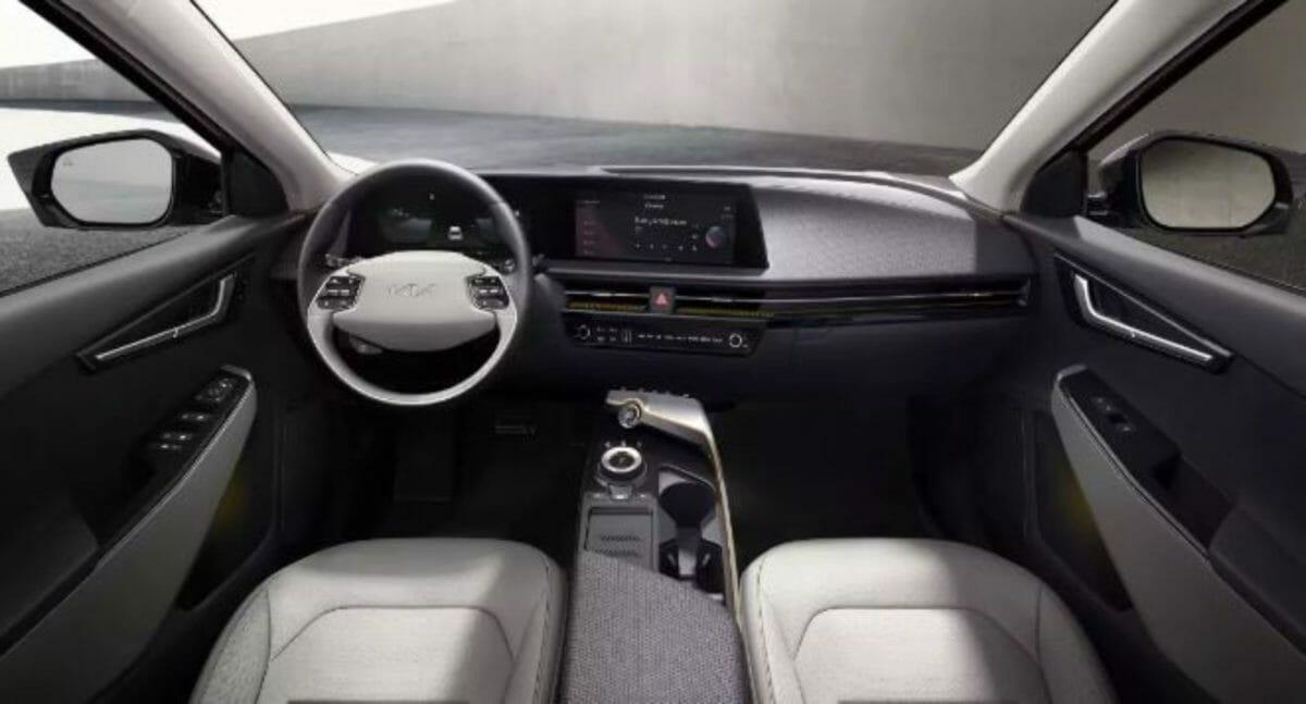 Kia EV6 interiors