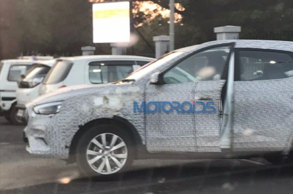 MG ZS Spied (3)