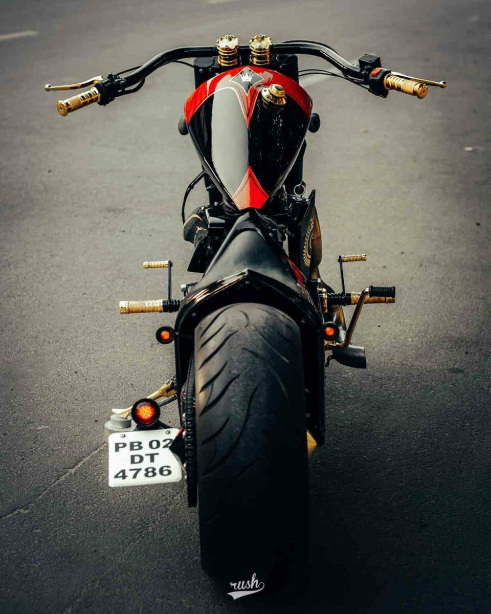 Neev Motorcycles Queen (1)