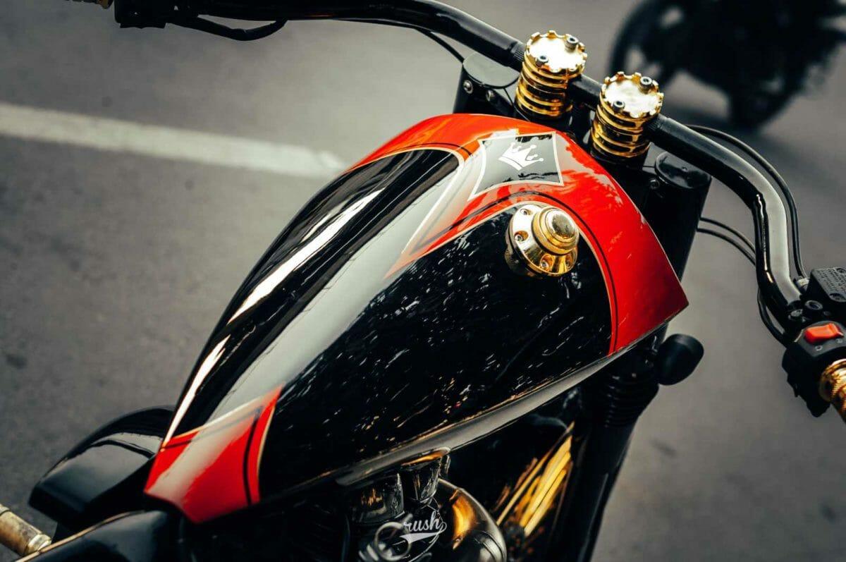 Neev Motorcycles Queen (3)