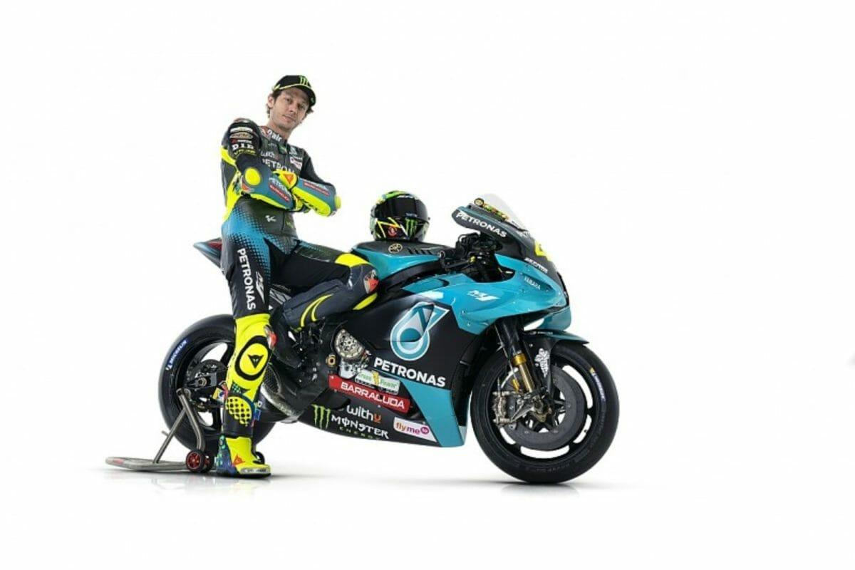 Petronas Yamaha MotoGP Valentino Rossi Morbidelli (1)