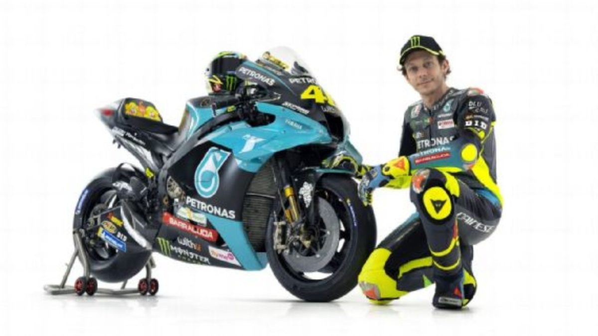 Petronas Yamaha MotoGP Valentino Rossi Morbidelli (3)
