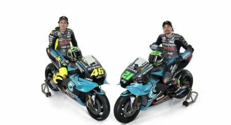 Petronas Yamaha MotoGP Valentino Rossi Morbidelli