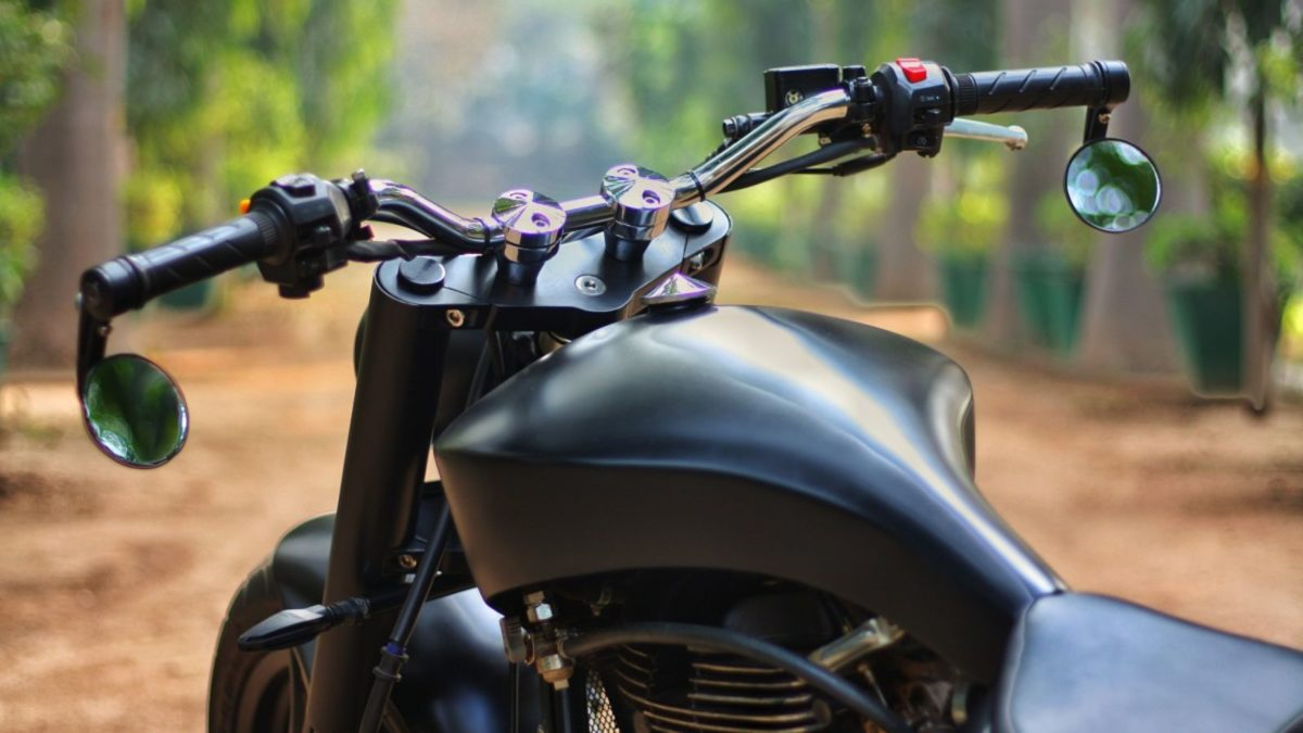 Royal Enfield Classic 350 Modified Xlnc customs (2)
