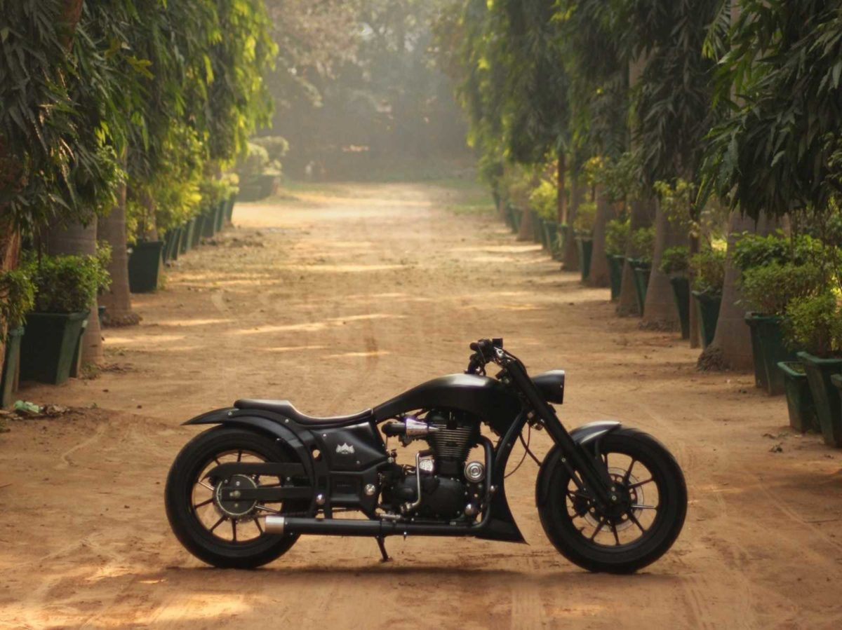 Royal Enfield Classic 350 Modified Xlnc customs (3)