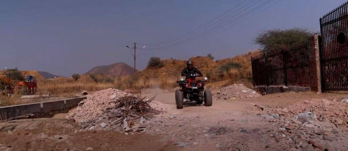 Royal Enfield Himalayan 4x4 ATV 3