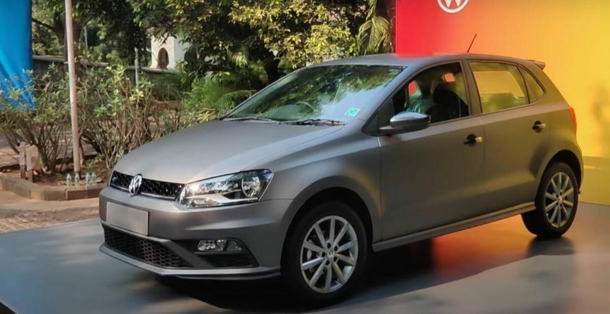 Volkswagen Polo Matte edition (1)