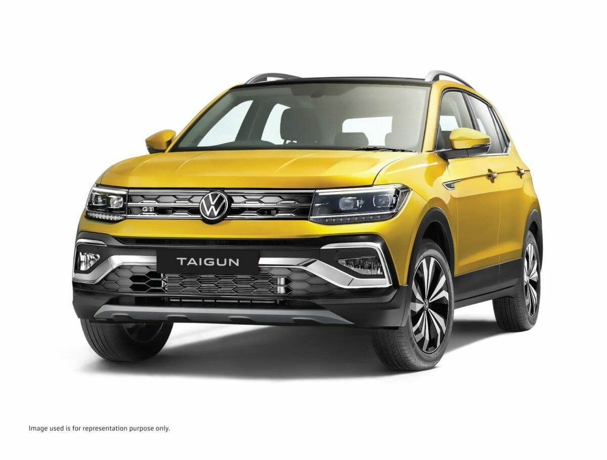 Volkswagen Taigun (2)