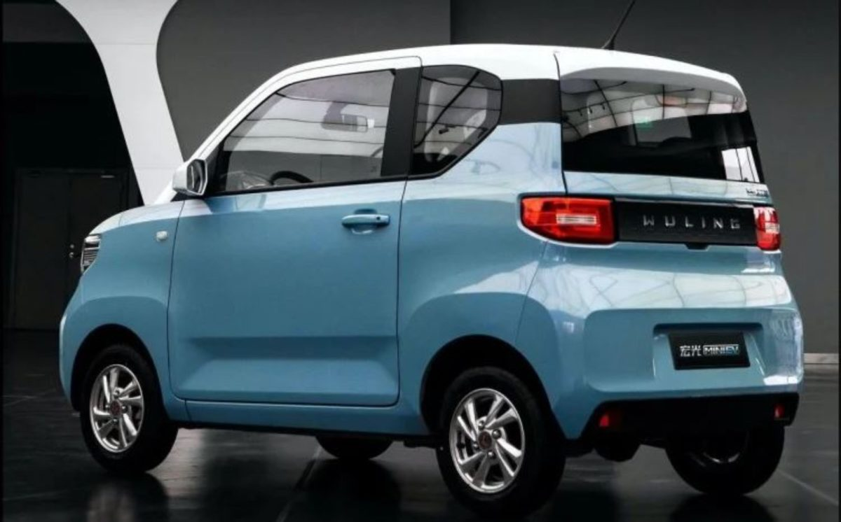 Wuling Hong Guang Mini EV 2