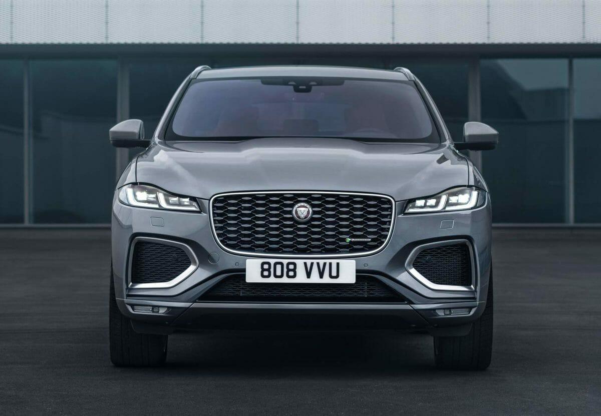 2021 Jaguar F Pace (1)