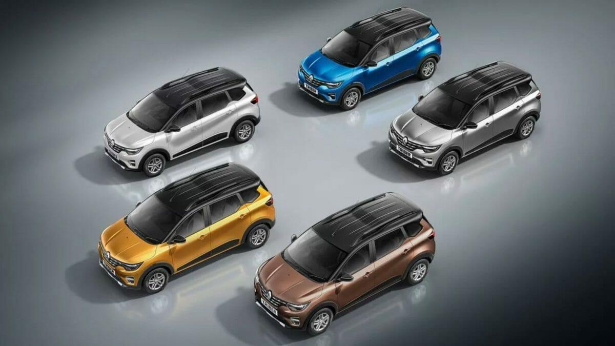 2021 Renault Triber (1)