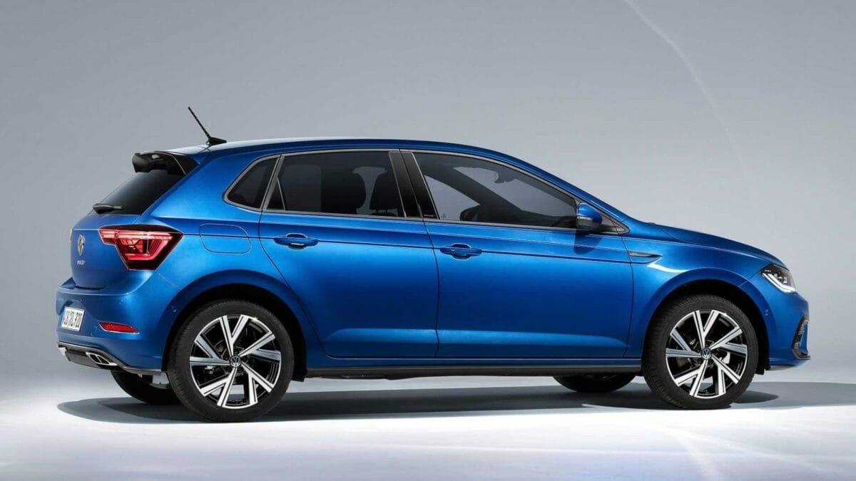 2022 Volkswagen Polo (1)