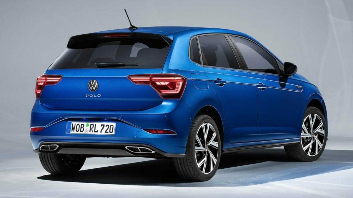 2022 Volkswagen Polo (2)