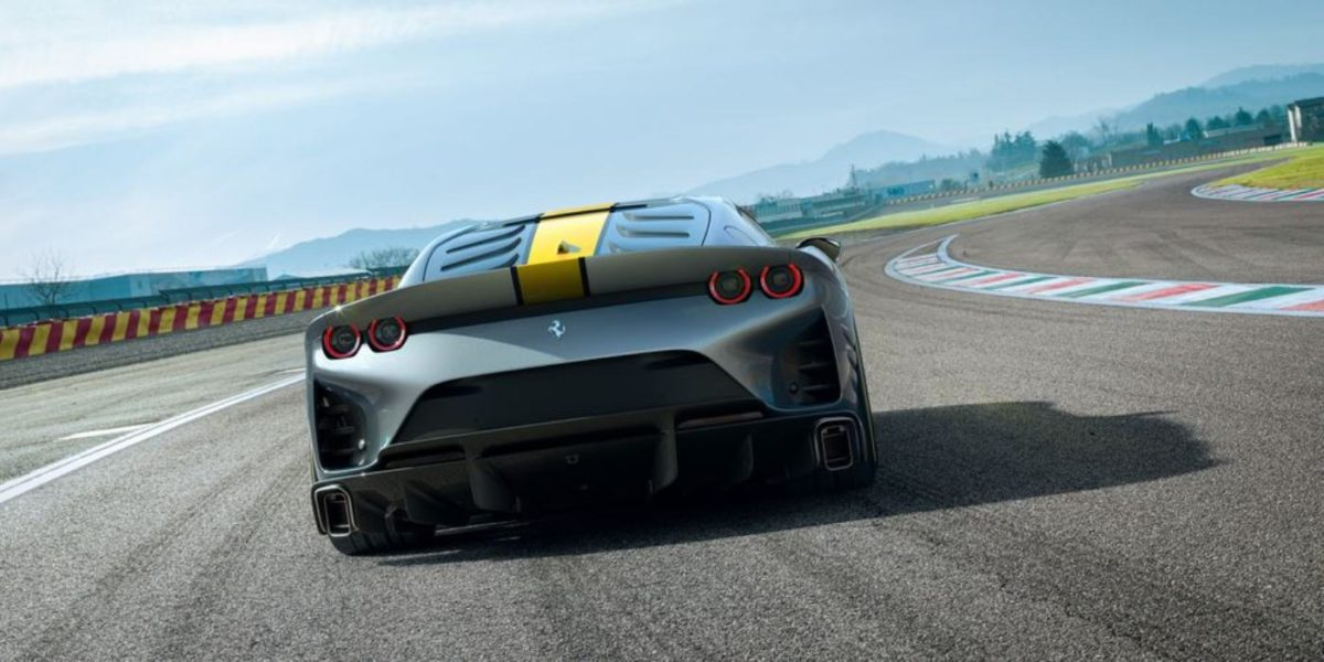Ferrari 812 superfast Limited edition (1)